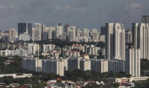 DPM Heng Swee Keat flags risks of low interest rates on Singapore's property market